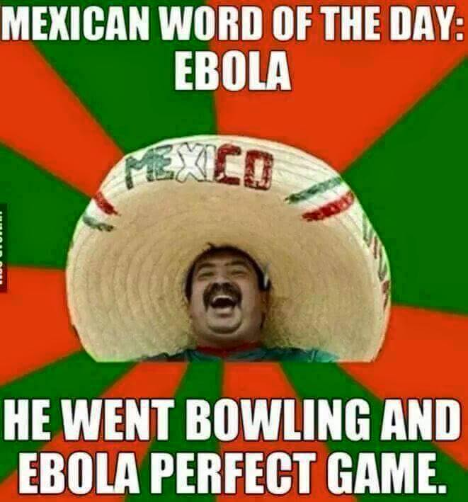 Mexican Word of the Day-Ebola
