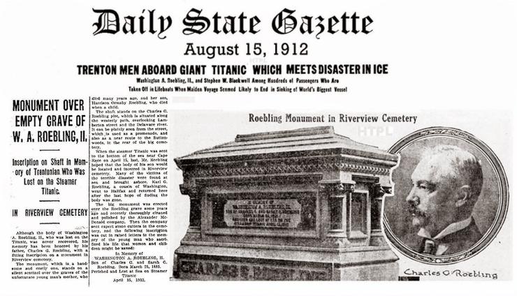 Roebling headline