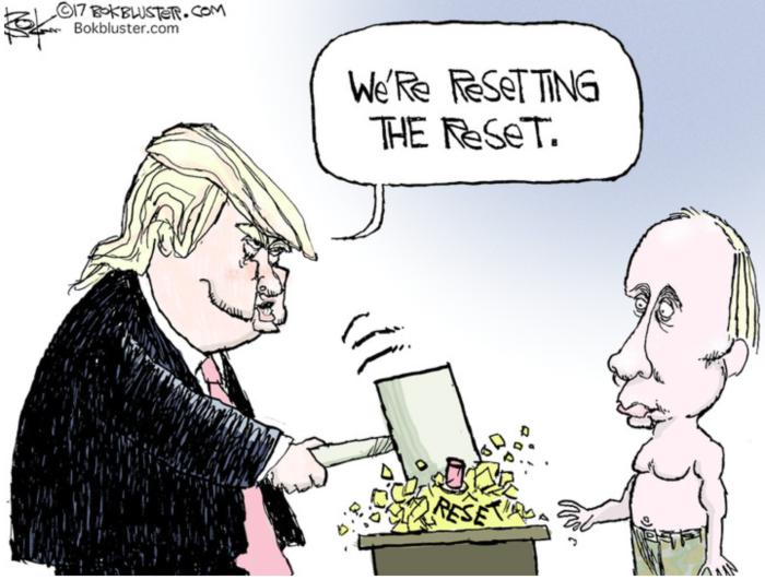 Trump-Putin-reset