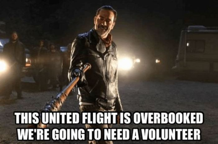 United-Airlines-Overbooked
