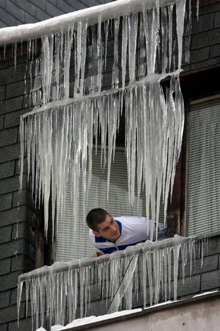 Why Women Live Longer-icicles