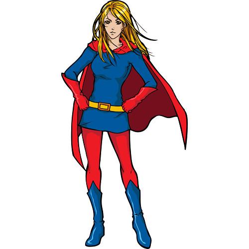 female-superhero