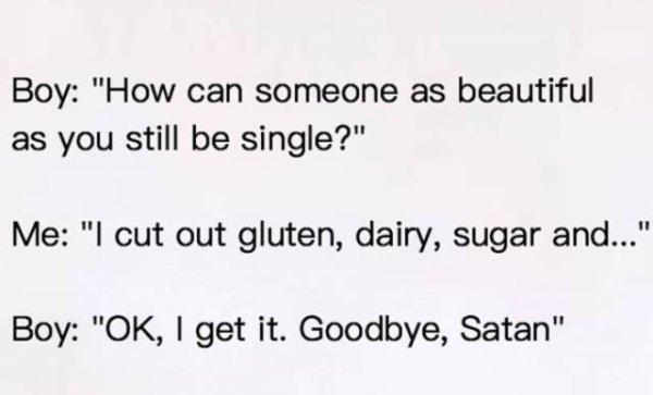 Gluten-satan