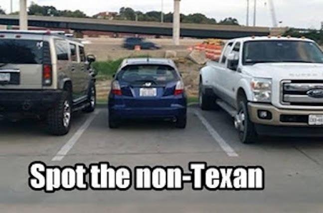Non-Texan