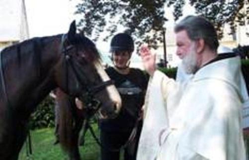priest-horse