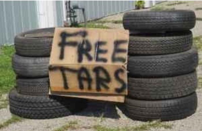 Redneck-tires