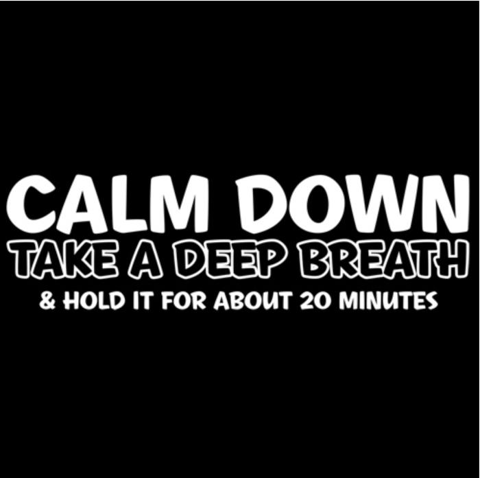 Snark-calm_down