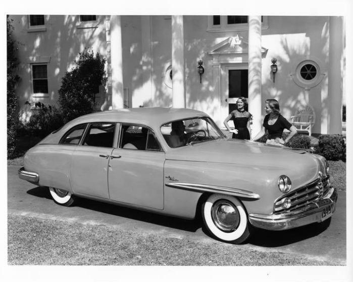 '49 Lincoln Cosmopolitan