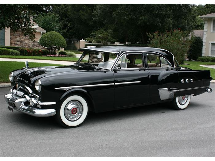 '51 Packard Patrician
