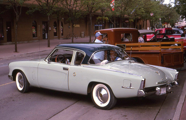 '53 Studebaker Champion Starlight