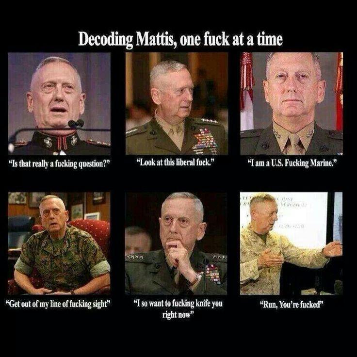 Decoding Mattis