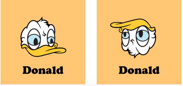 Donald meet Donald