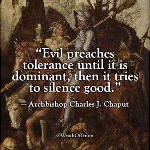 evil-tolerance