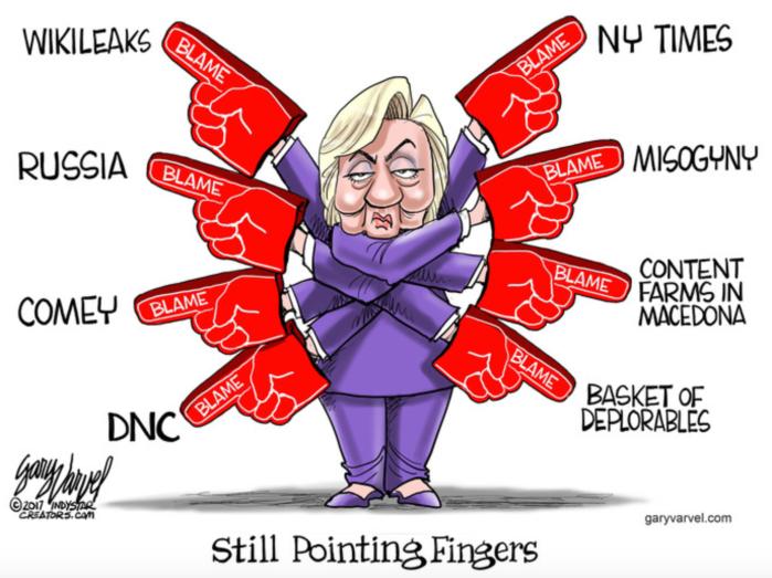 Hitlery-finger-pointing