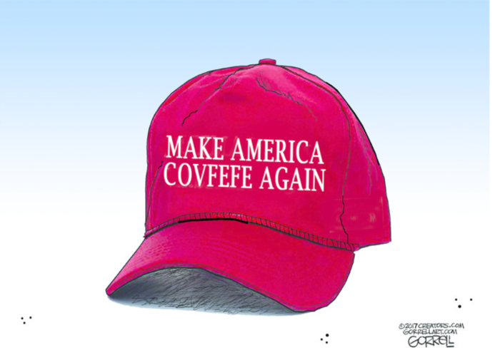 Make America Covrefe Again