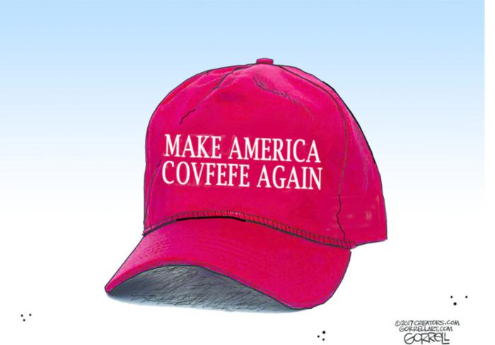Make America Covrefe Again