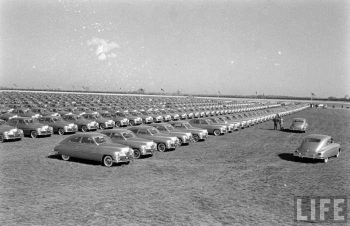 Packard Golden Anniversary