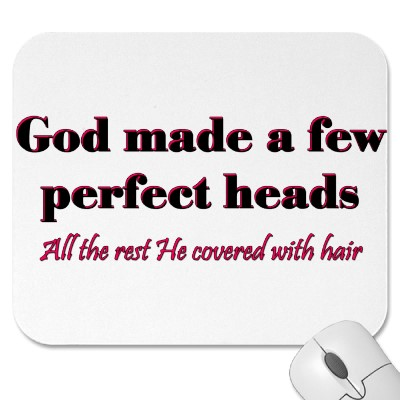 Perfect heads