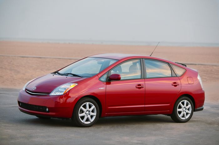 2007 Toyota Prius Touring Edition.