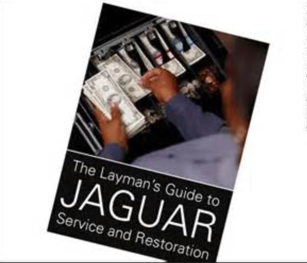 Jaguar maintenance