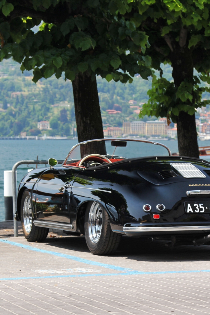 Porsche-black-Speedster