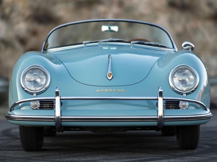 Porsche-blue-Speedster