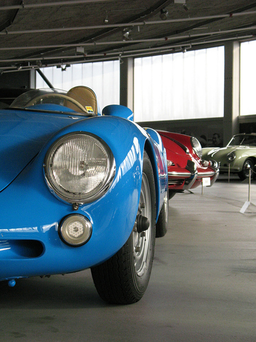 Porsche-racer