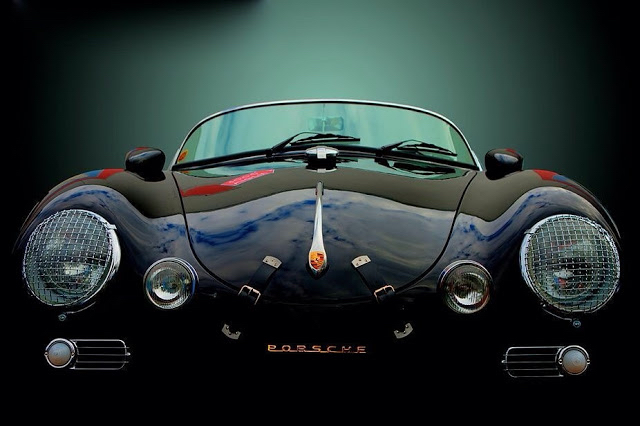 Porsche-Speedster-black