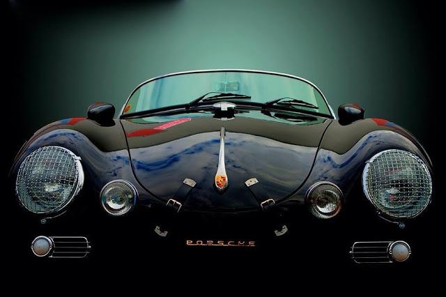 Porsche-Speedster-black