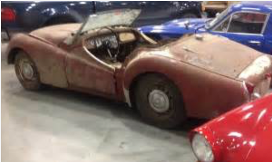 TR2-unrestored