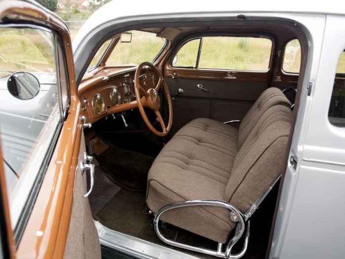 Airflow interior