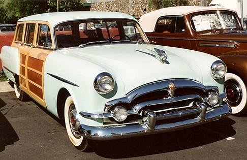 Packard El Paso - Peter Portugal