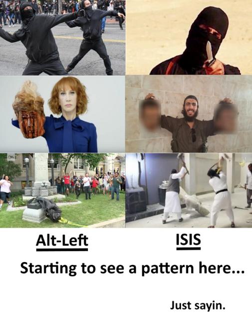 Left-ISIS