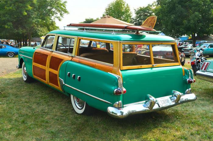 Packard El Paso - rear view