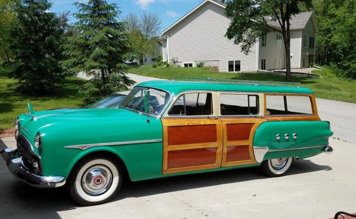 Packard El Paso - side
