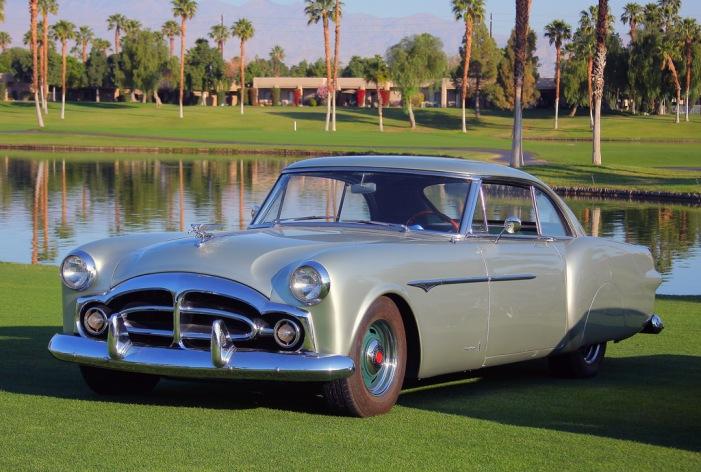 Packard Parisian