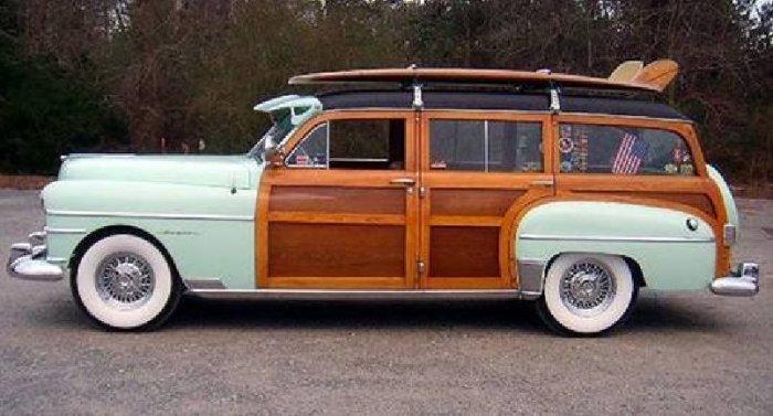 Woody-Chrysler-wagon