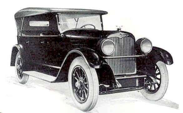 1920 LaFayette