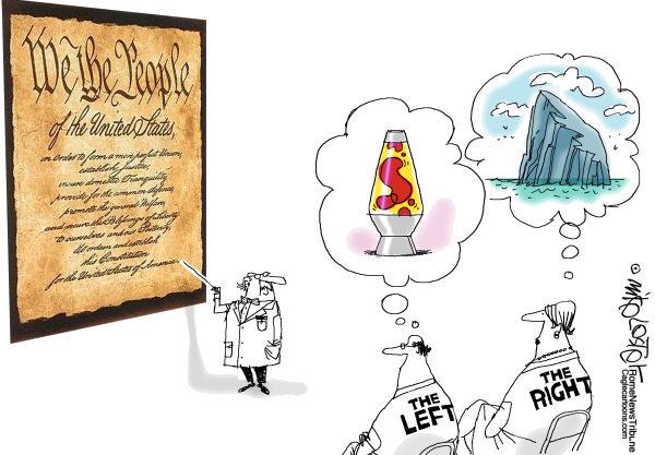 Constitution - 2 views