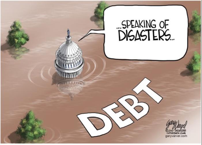 Hurricane-debt