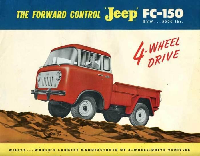 Jeep-FC-150-truck
