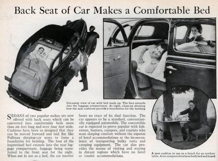 Nash_back_seat_bed