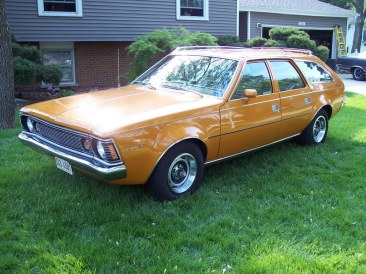amc hornet wagon 1