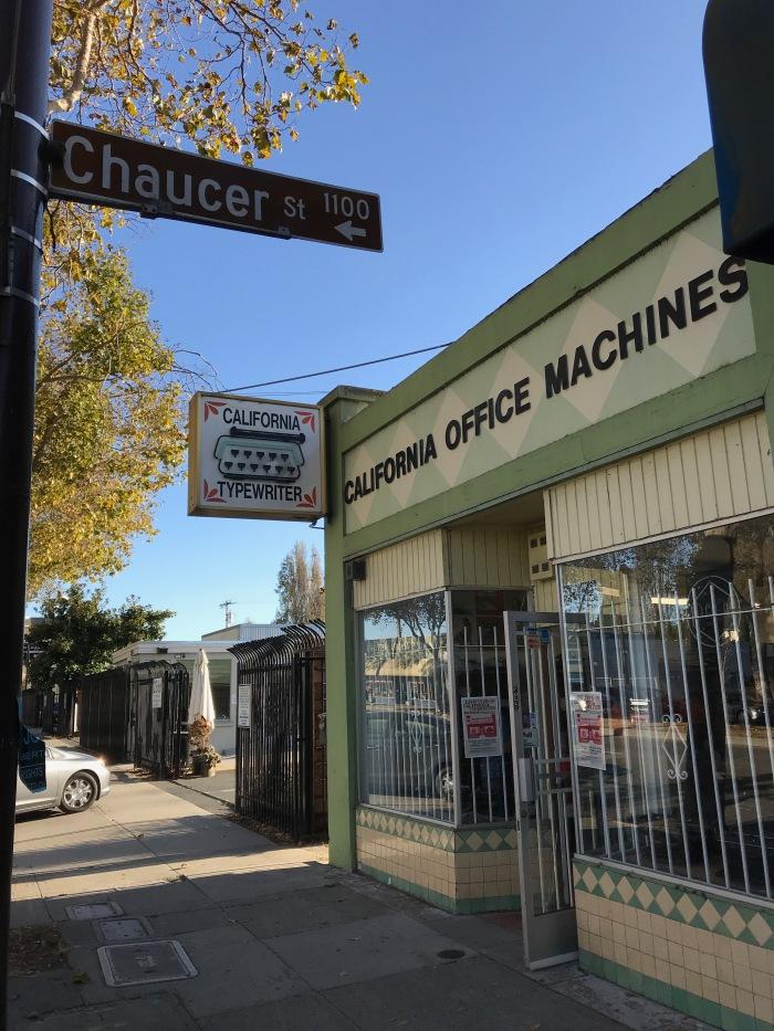Calfornia_Typewriter