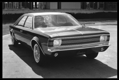 Cavalier-BW-front