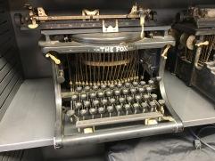 Fox Typewriter