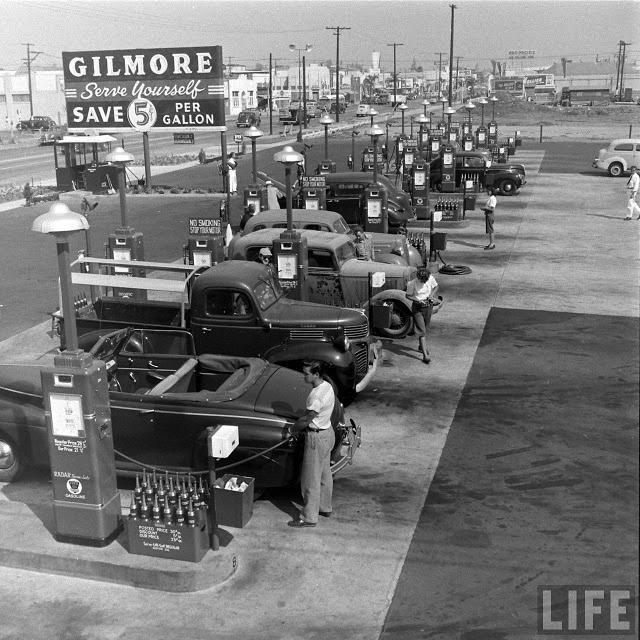 Gilmore Gas-a-teria
