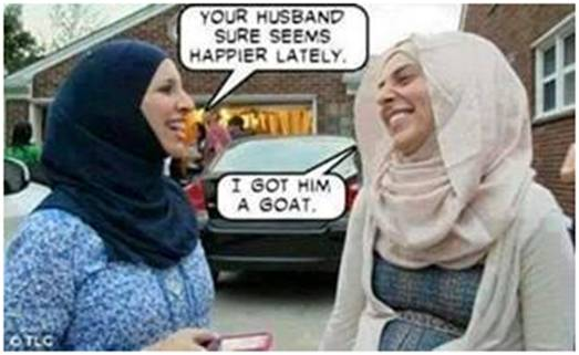 Goat-husband