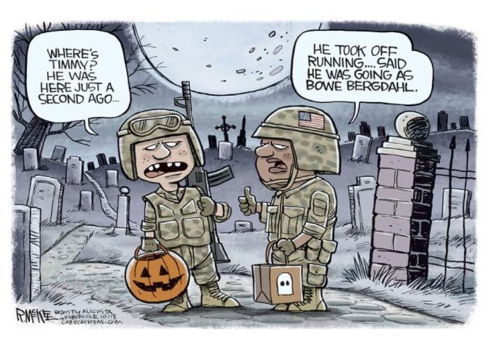Halloween-Bergdahl