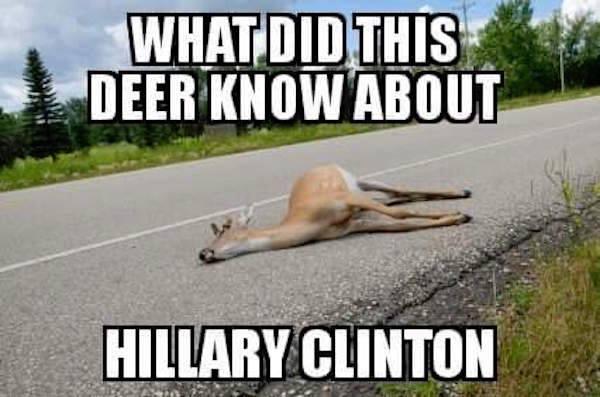 Hitlery-deer